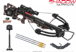 Tenpoint Shadow Ultra-Lite Crossbow Full Package - FREE TARGET & FREE UK SHIPPING!